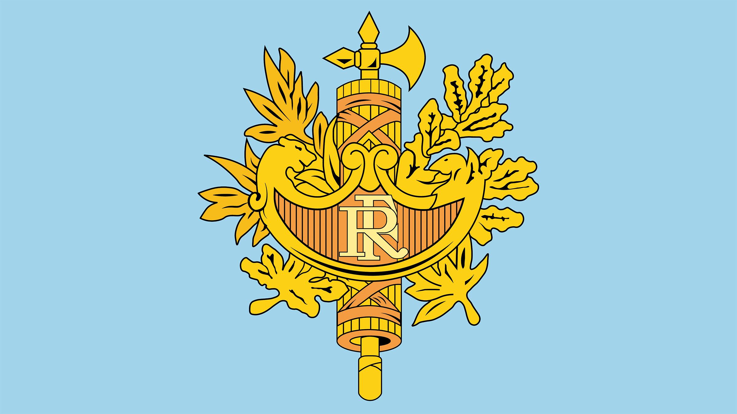 Escudo-Francia