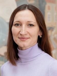 Блохина Алина Евгеньевна